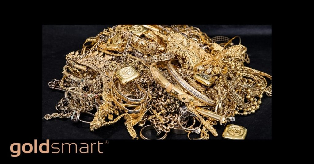 Sell Your Gold To Gold Smart