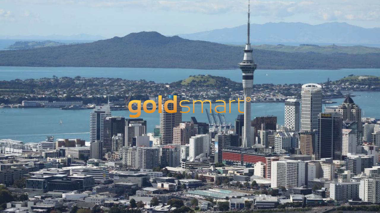 Auckland CBD Gold Buyers, New Zealand.