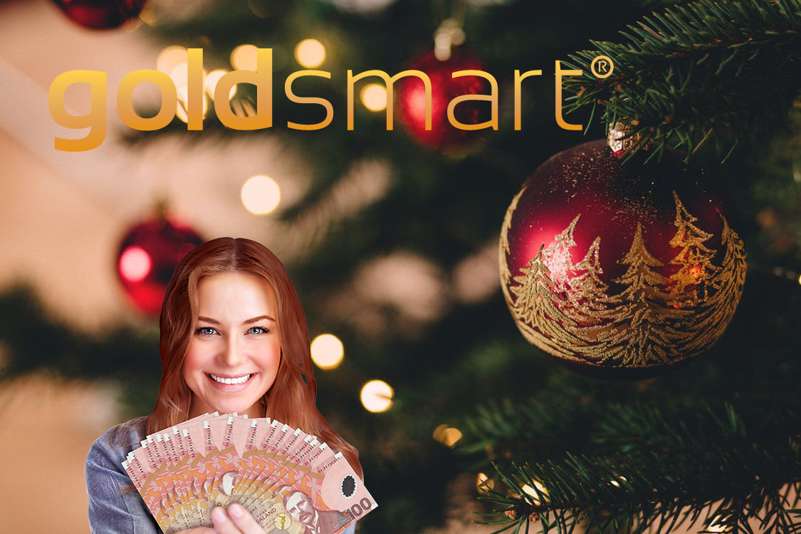 Get Extra Cash for the Holidays with Gold Smart