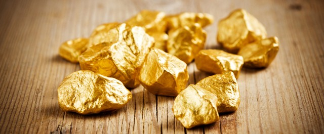 Gold Nuggets Image