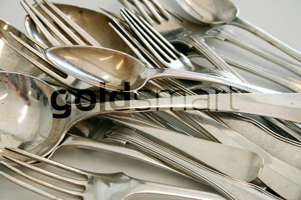 Selling Sterling Silverware