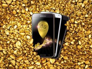 Vodafone Gold Rush